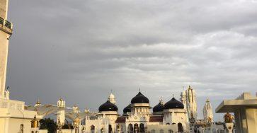 Semangat Memakmurkan Masjid