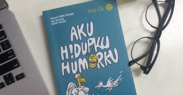 Review Buku: PrieGS Hidupnya Humornya