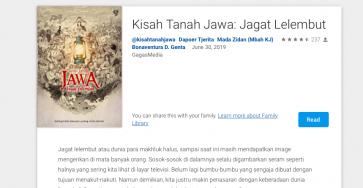 Review Buku : Kisah Tanah Jawa – Jagat Lelembut